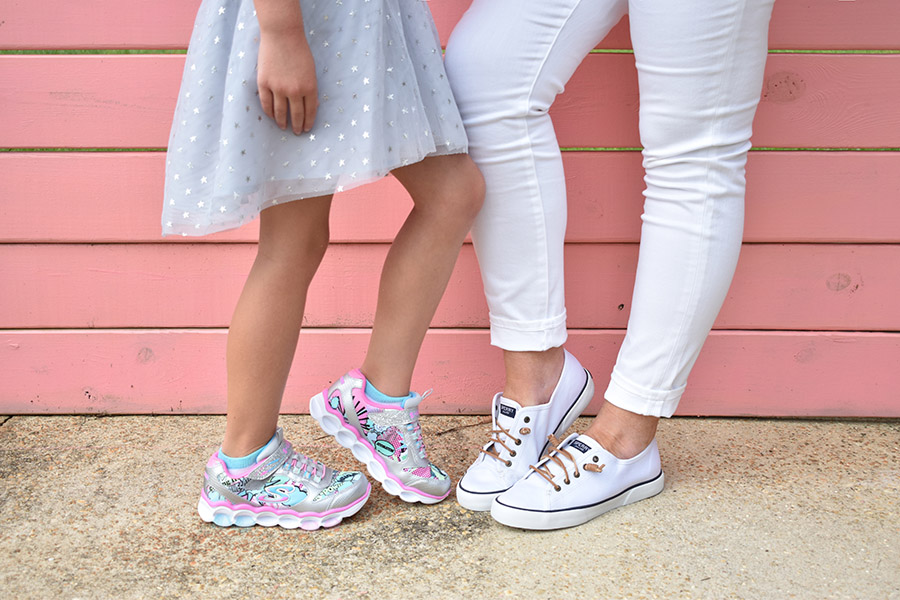 30A Street Style Back to School Shoe Carnival - For the Star Student