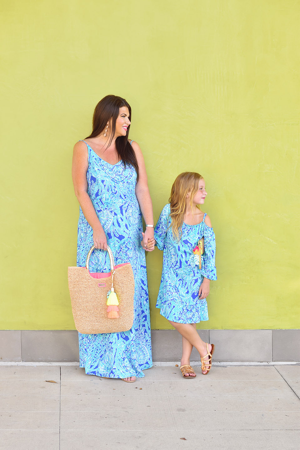 Jami Ray Grand Boulevard Lilly Pulitzer Allair Dress Mommy and Me