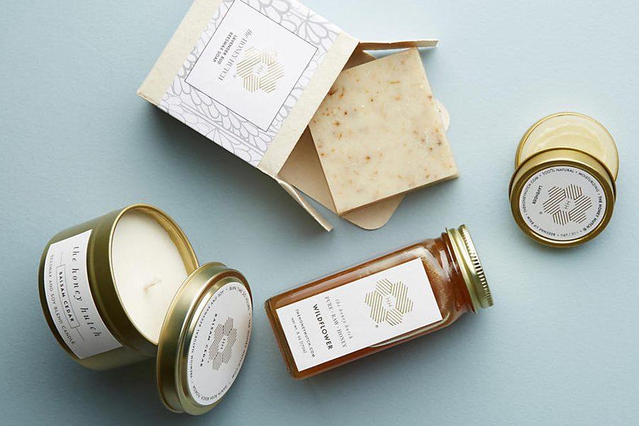 The Honey Hutch Gift Set