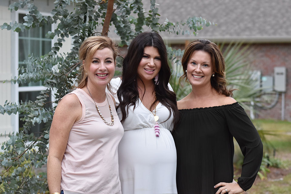 Baby Shower for Collins Eliza - Hostesses