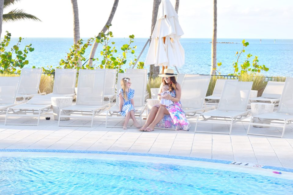 Amara Cay Resort - Pool Deck - Mommy Daughter Style