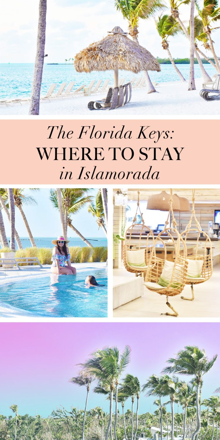Pin to Save - Florida Keys - Where to Stay in Islamoada