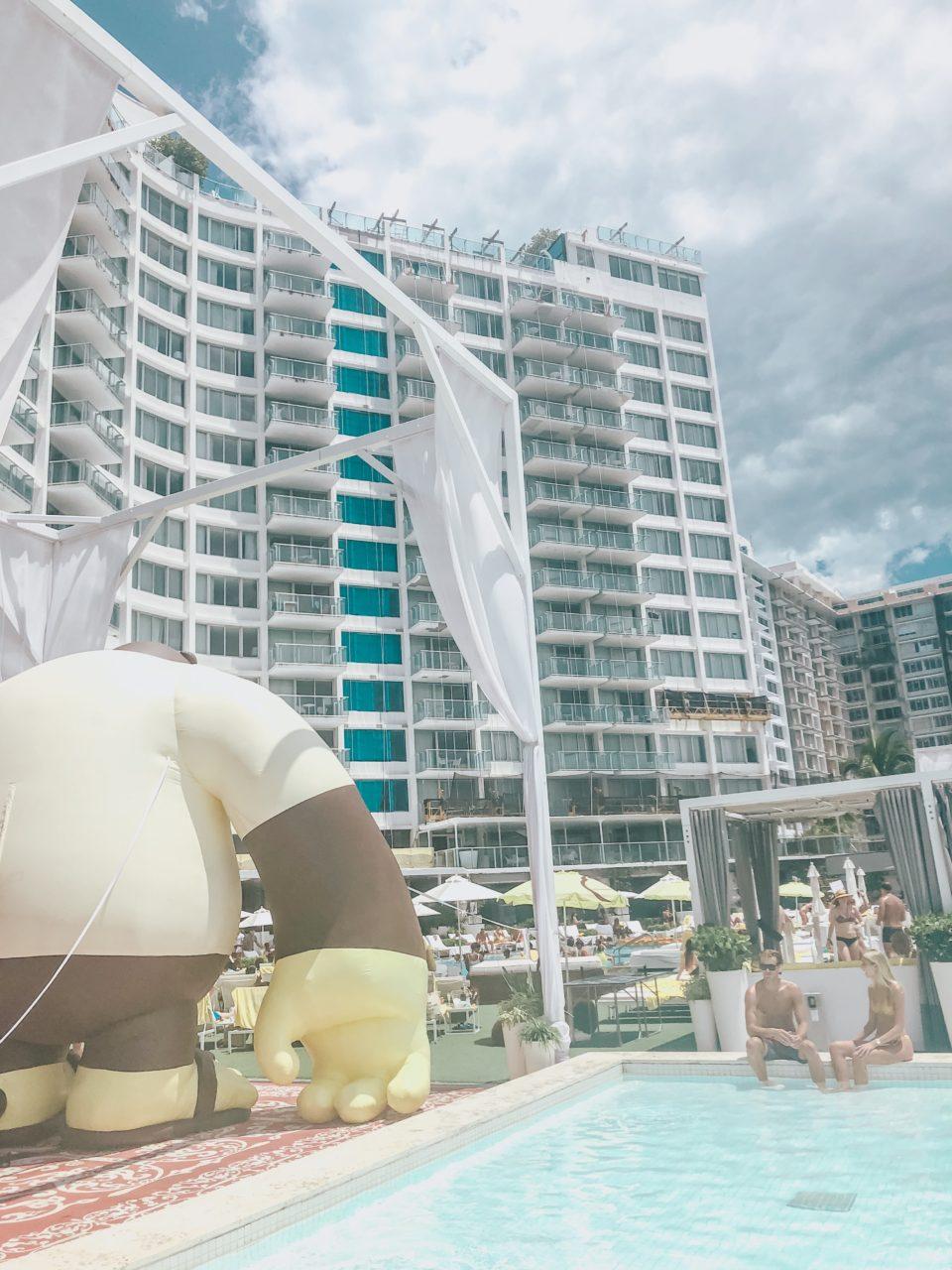 Miami Swim Week Sun Bum at Mondrian