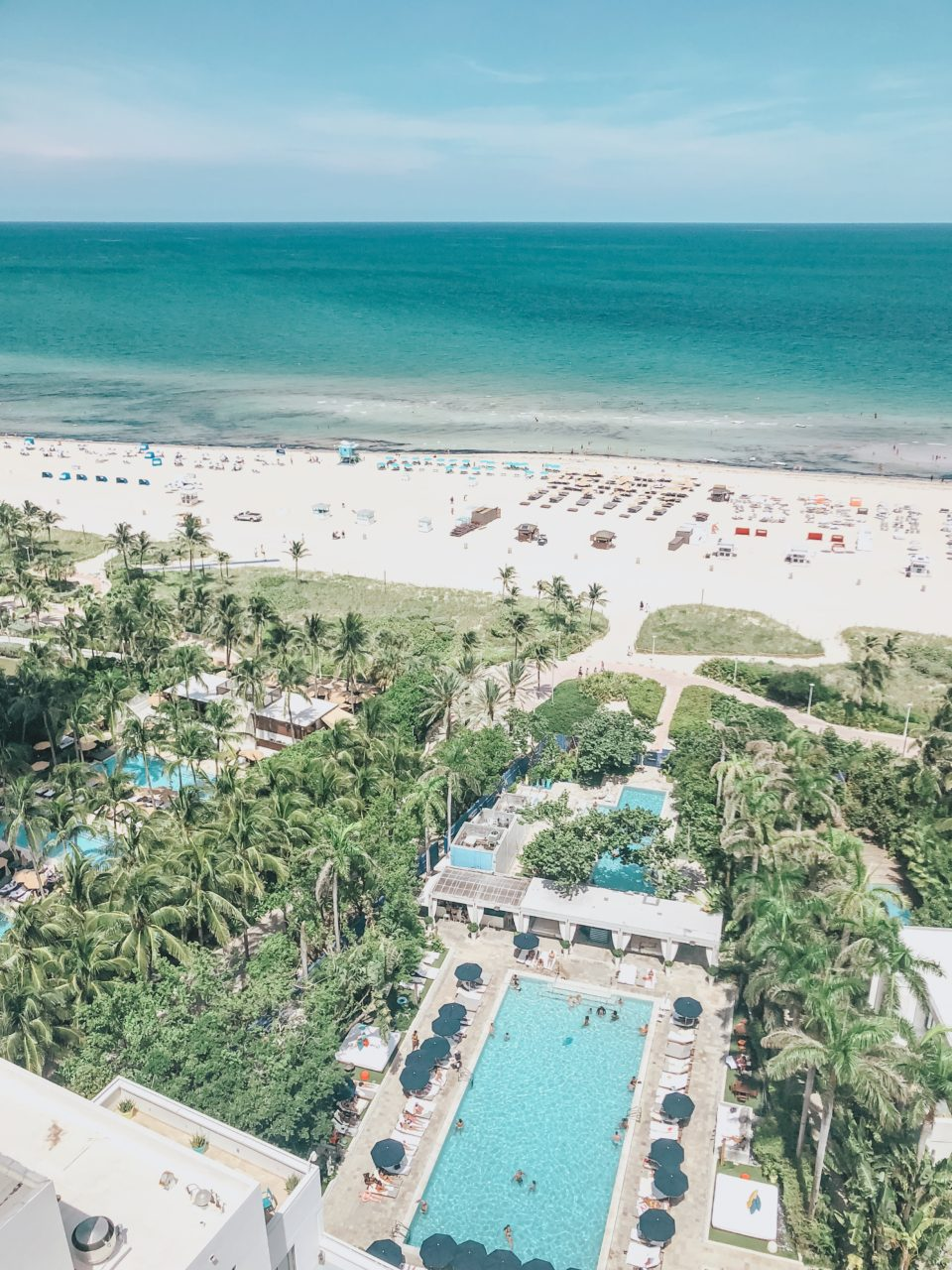 Miami Swim Week South Beach Shore Club Hotel - Jami Ray / 30A Mama