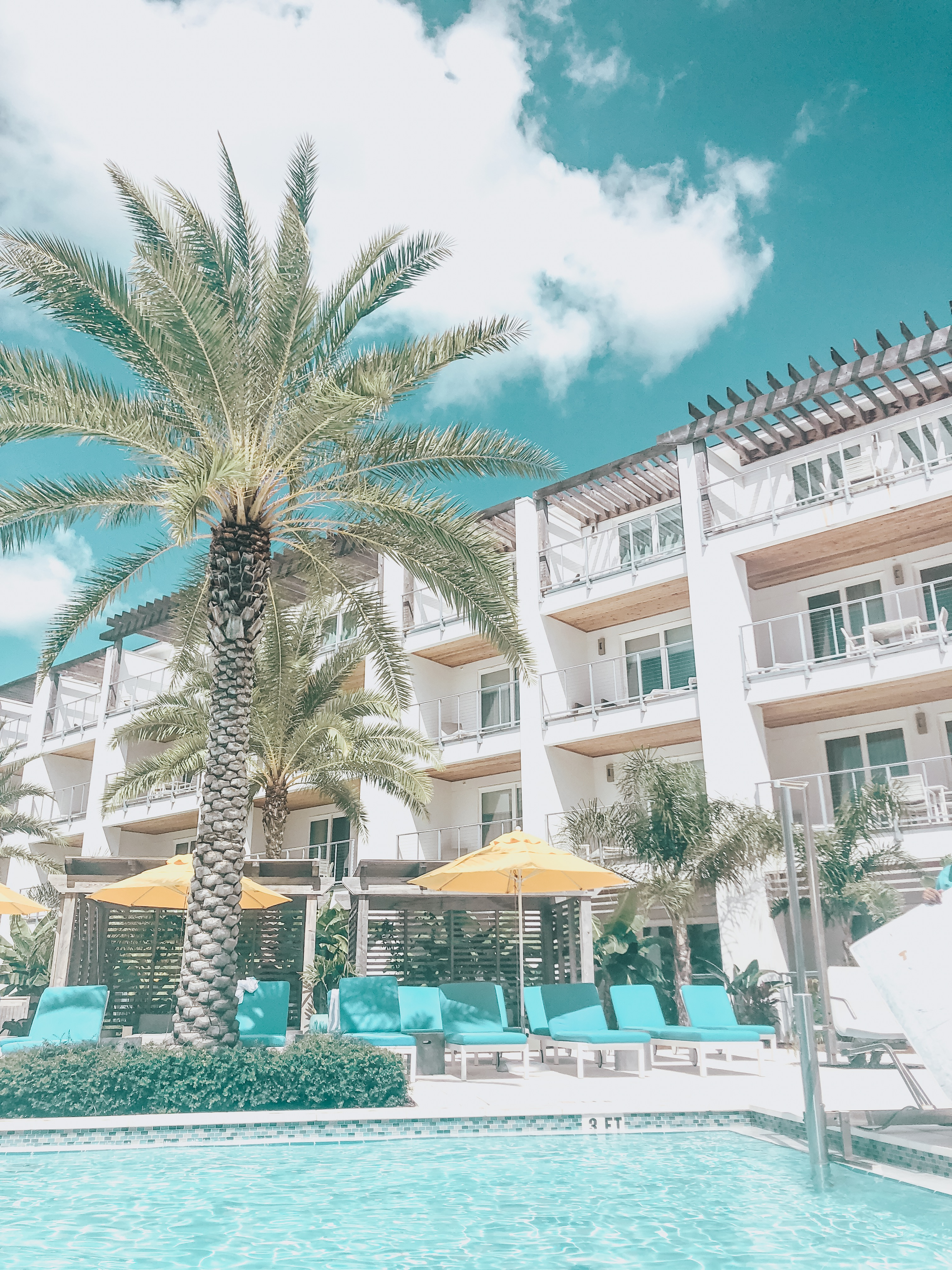 30A Blogger Weekend - The Pointe Pool View