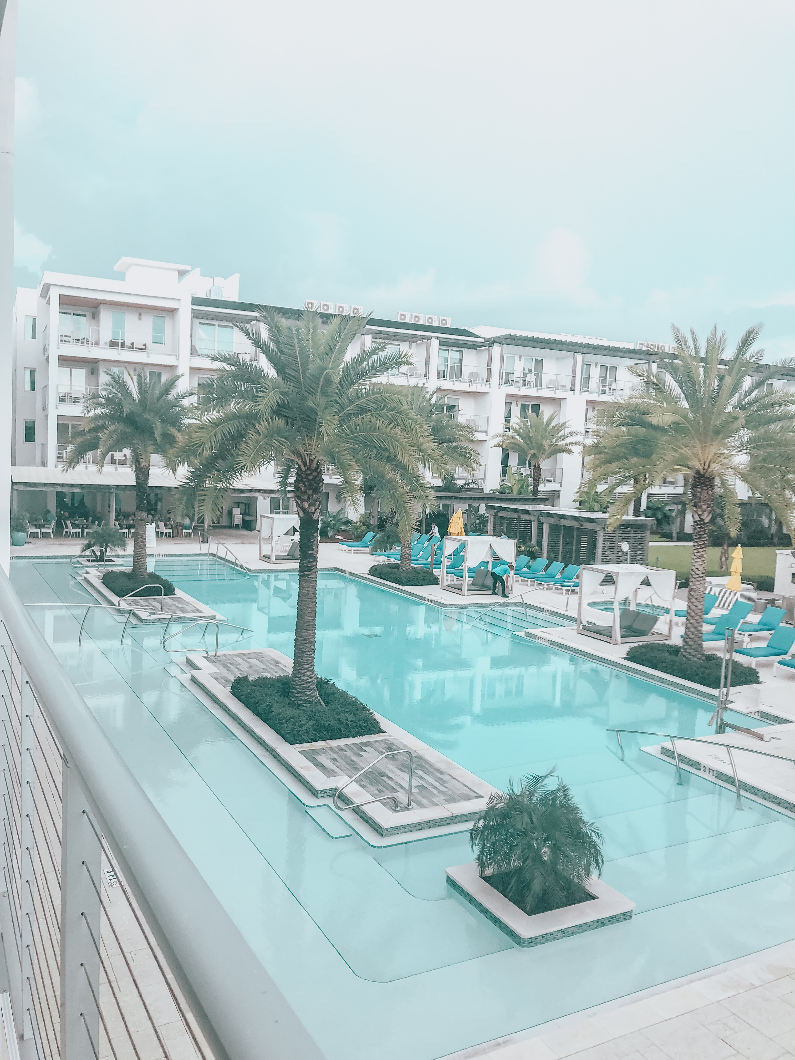 30A Blogger Weekend - The Pointe Pool