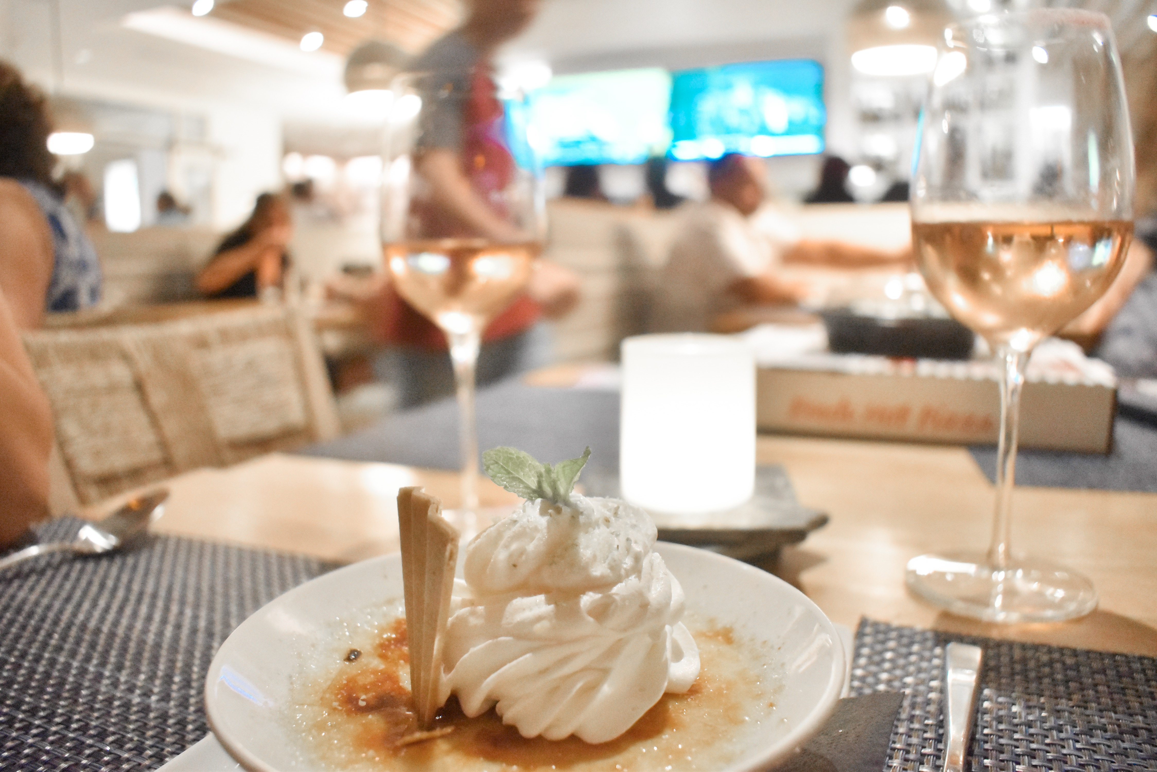 Hutchinson Shores - 30A Mama Travel - Dessert at Drift