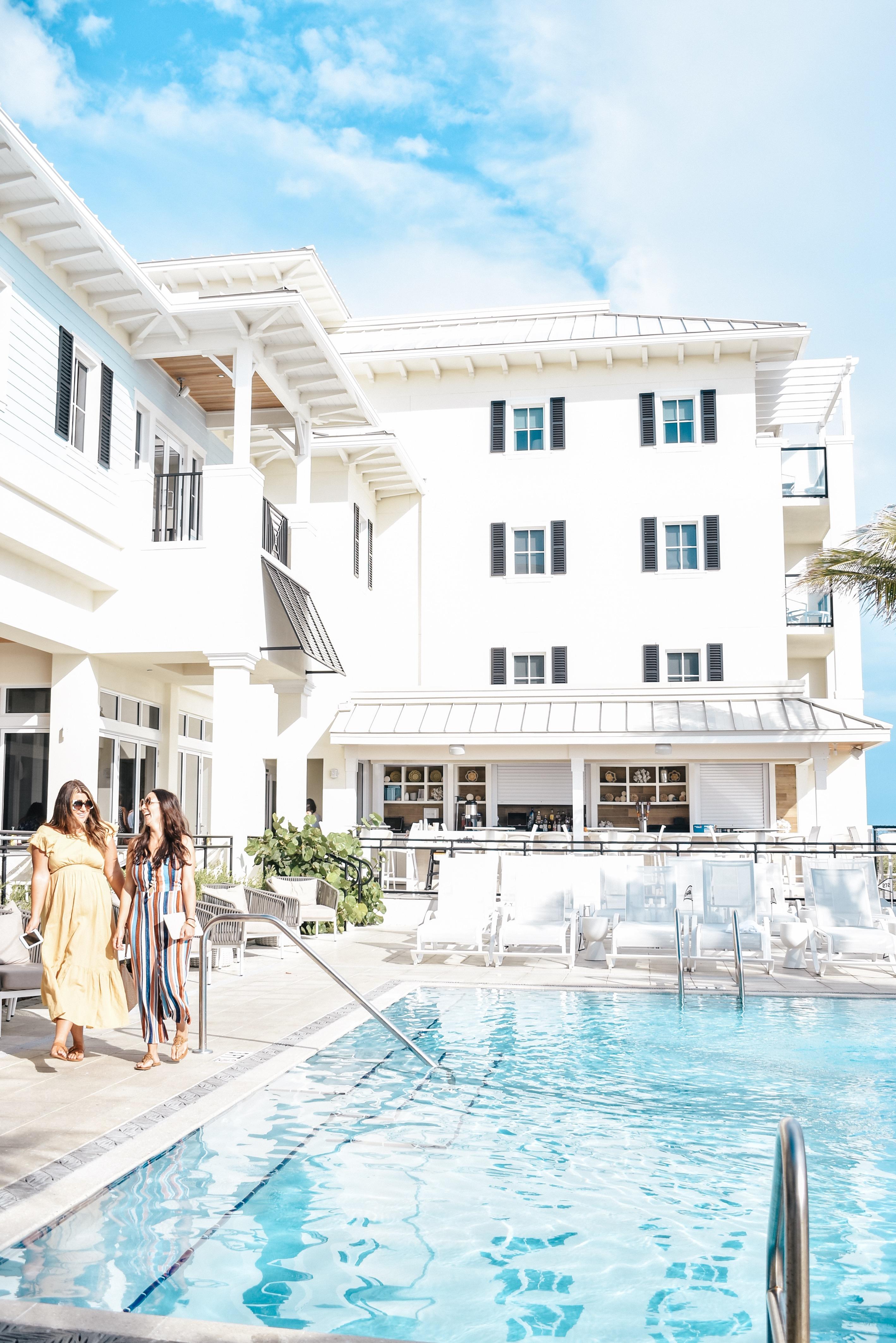 Hutchinson Shores - 30A Mama Travel - Girlfriends Getaway on Hutchinson Island