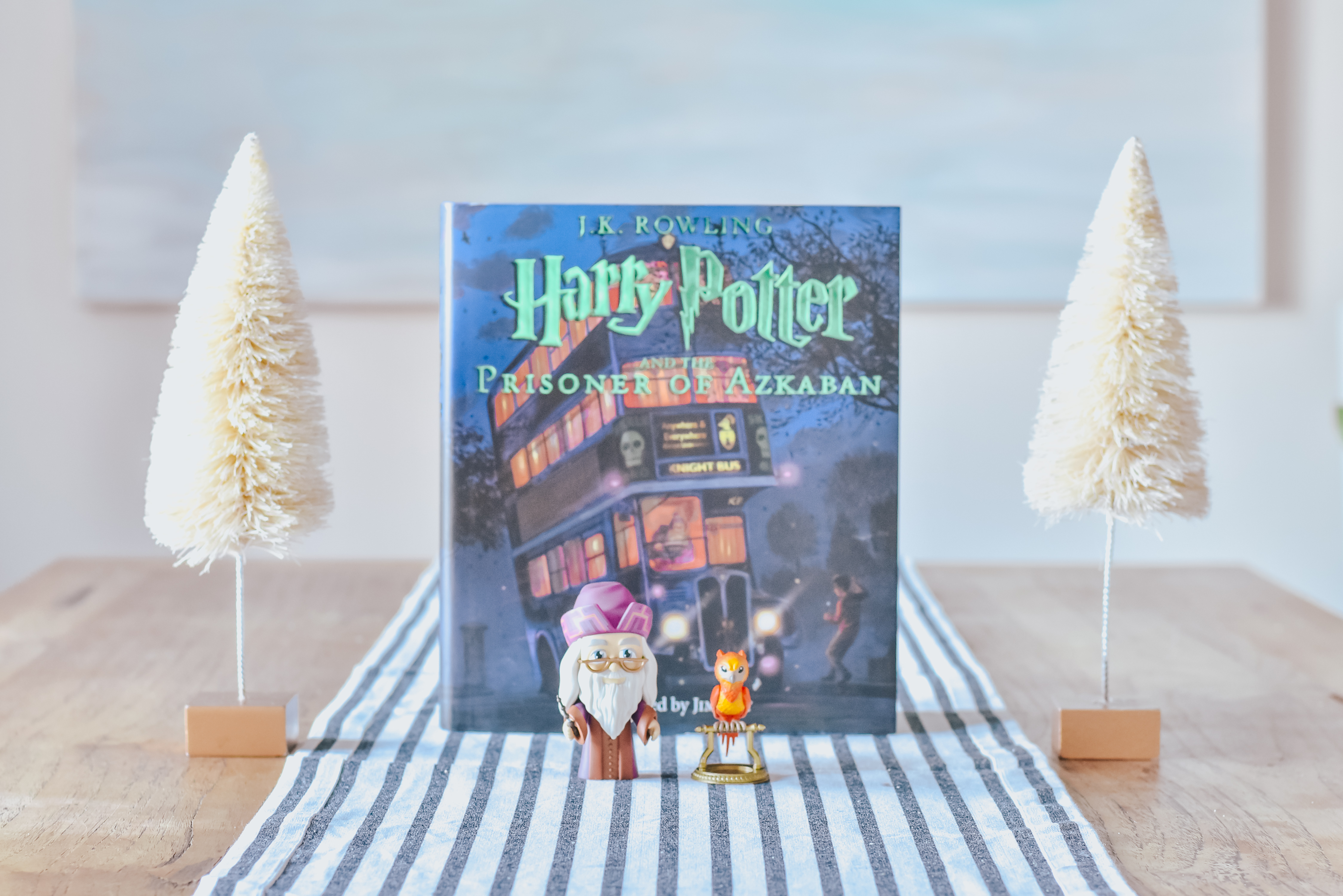 30A Mama Kids Gift Ideas with Babbleboxx Harry Potter and the Prisoner of Azkaban with Dumbledore Figurine