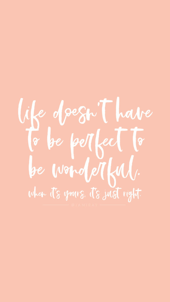 Mom life quotes - original and imperfect