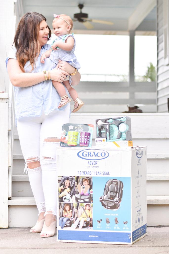 30A Mama - Walmart Baby Essentials including Graco 4-in-1 car seat