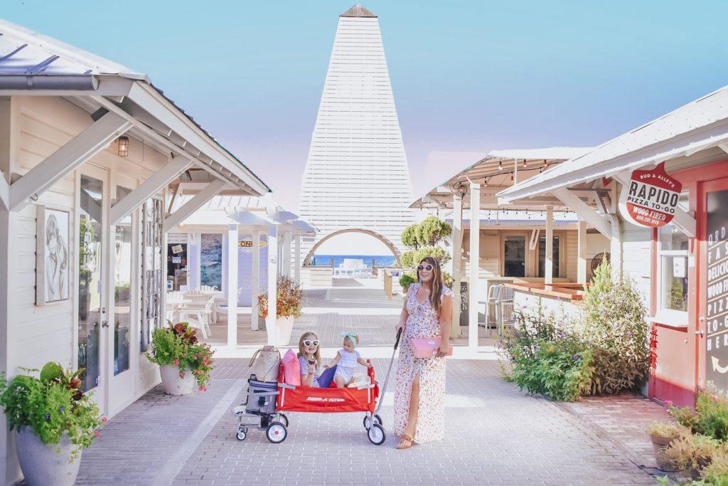 Jami Ray 30A Mama - Radio Flyer 3 in 1 Seaside