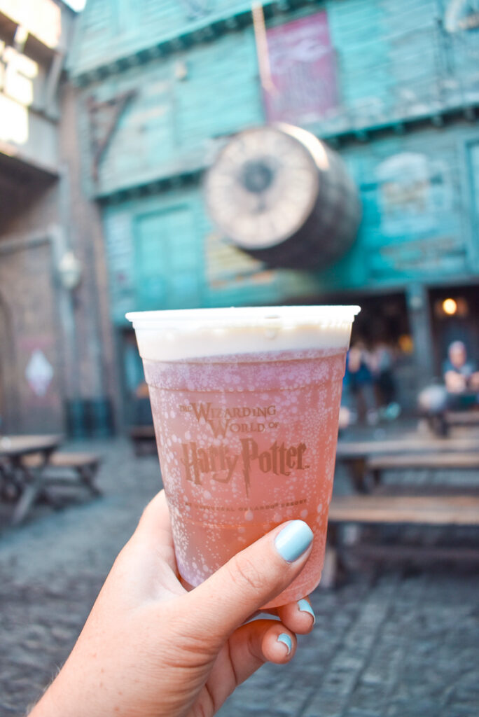 30A Mama Travel - Butterbeer Diagon Alley