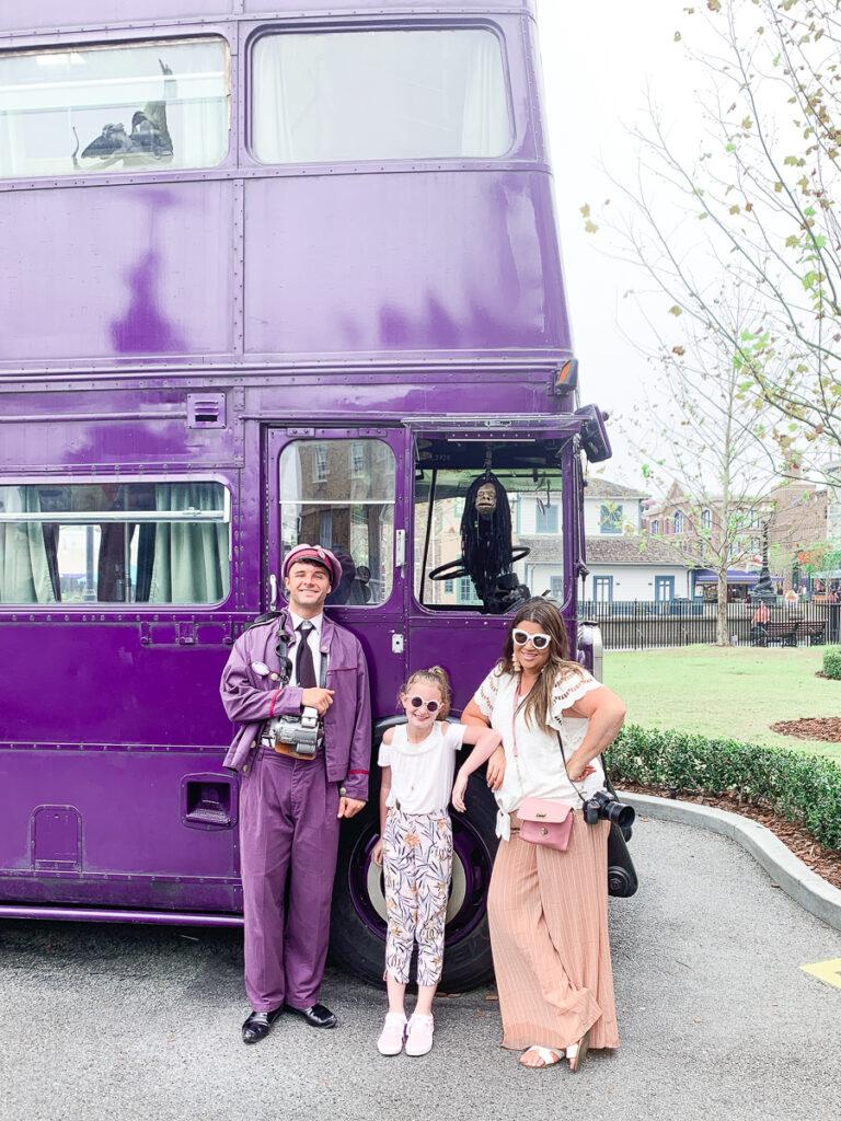 30A Mama Travel - Knight Bus Universal