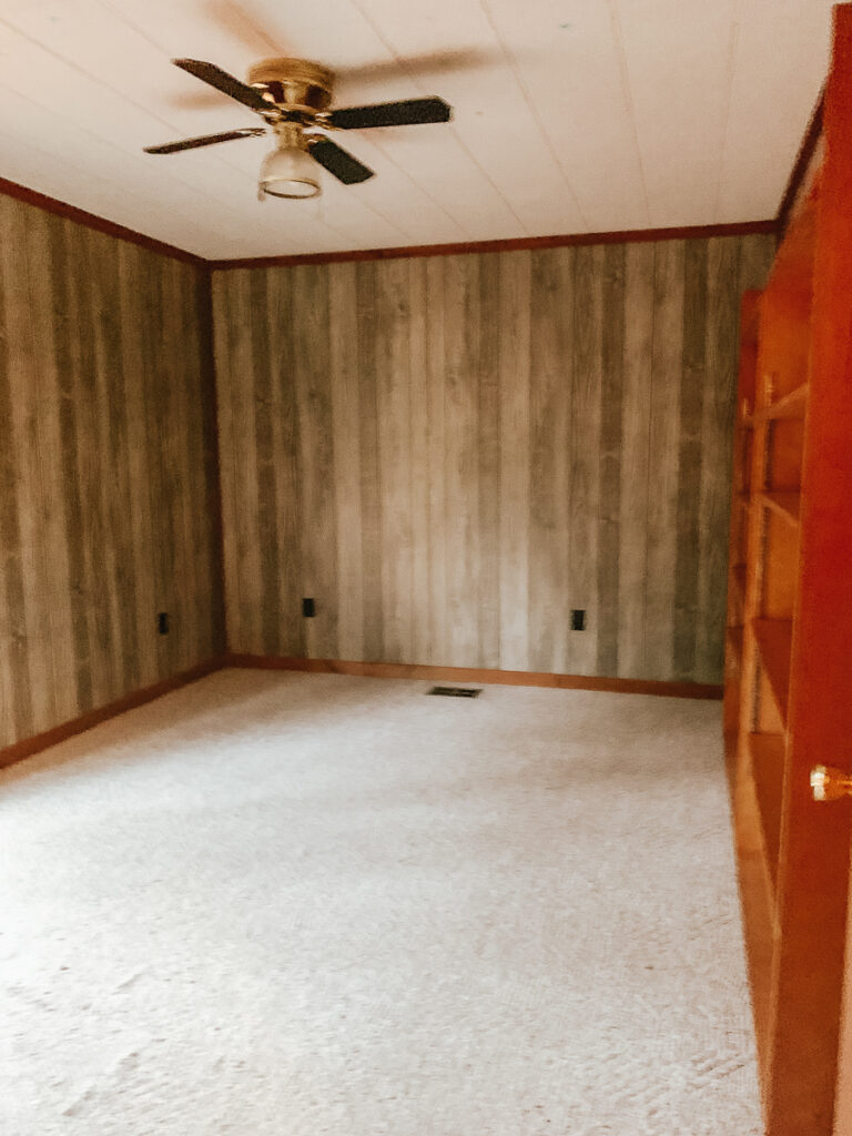 Our Fixer Upper Before