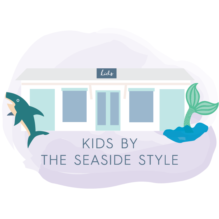 Seaside Style Store Icons- Kids in Seaside FL