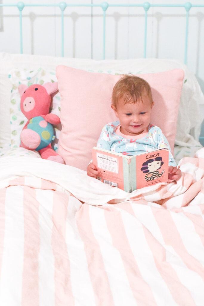 30A Mama - Regalo Bumper - Toddler Big Girl Bed Transition