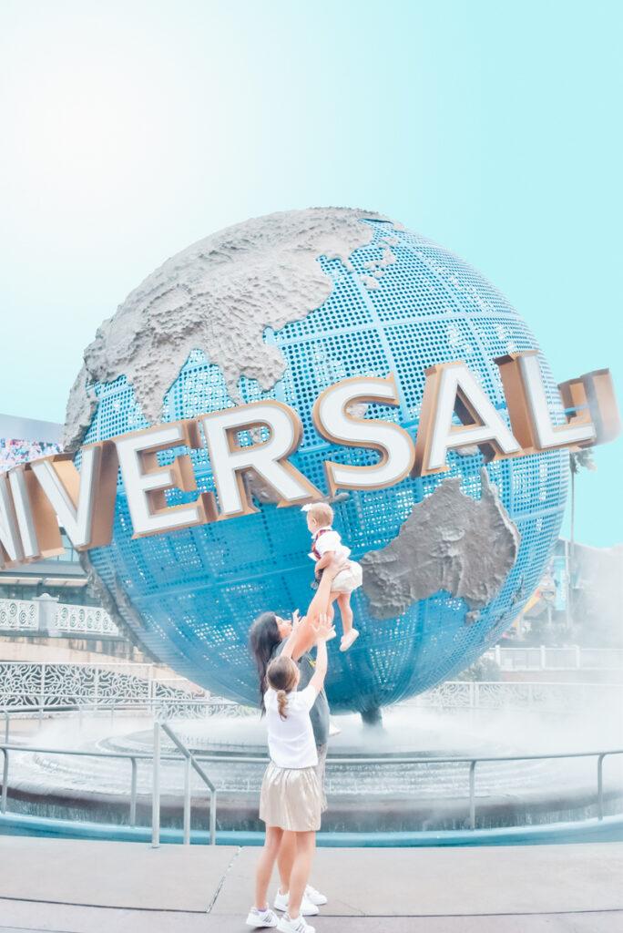 Universal Endless Summer - 30A Mama - Globe