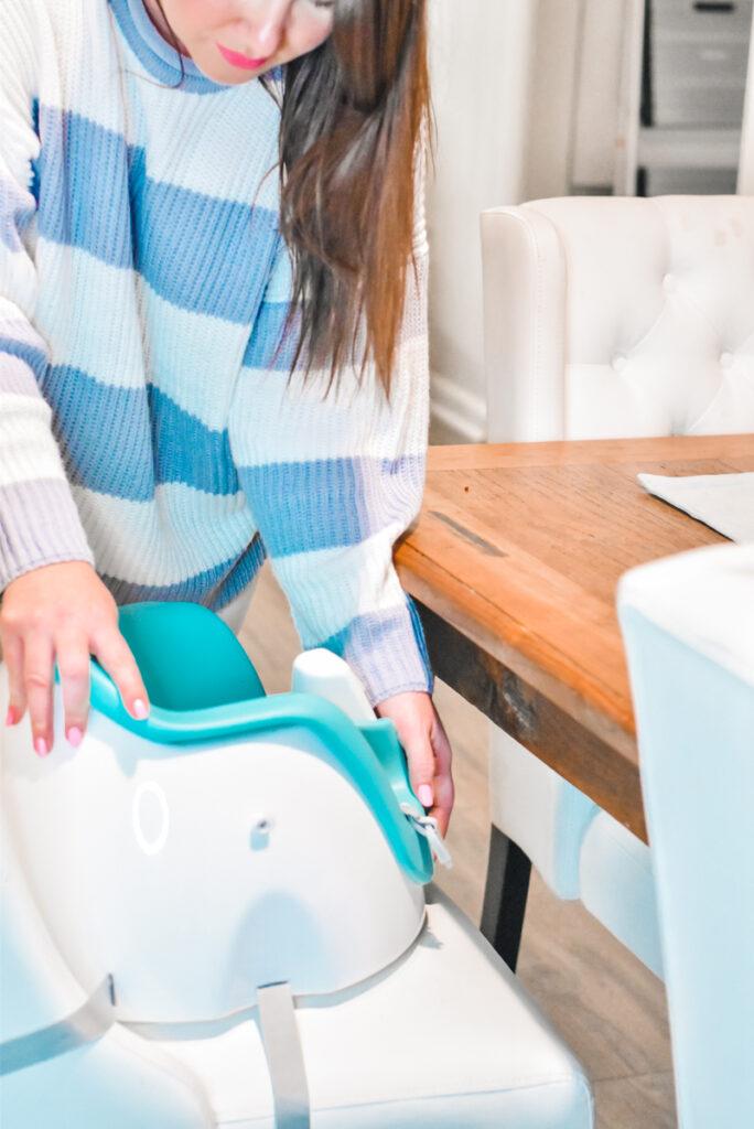 30A Mama Regalo Booster Seat