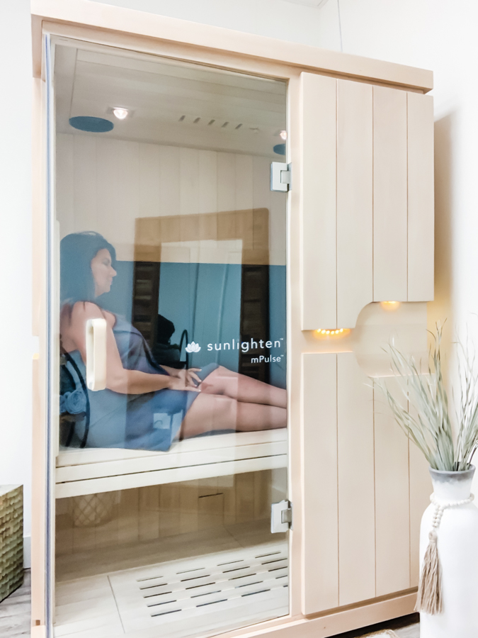 30A Mama Jami Ray - Foundations MC Infrared Sauna Therapy