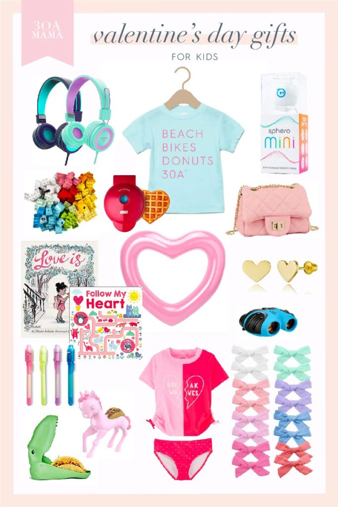 30A Mama Shopping - Valentines for Kids