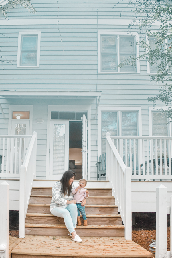 30A Mama blog - Seaside Cottage Rental Agency - Whatcha Dune porch