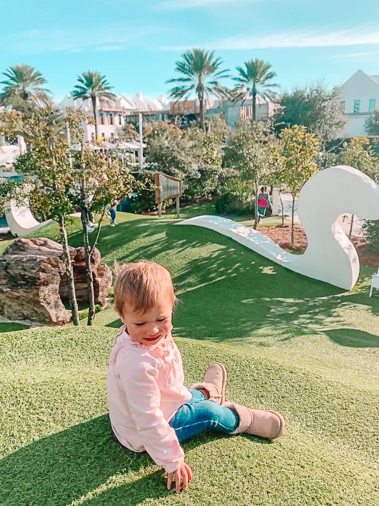 30A Playgrounds - Alys Beach Playground