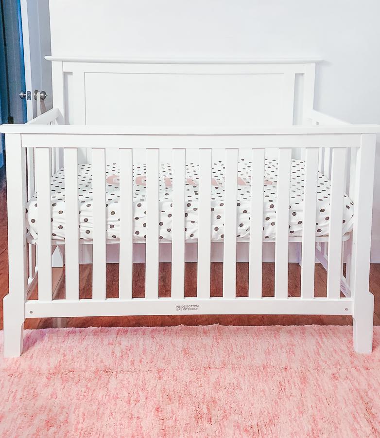 30A Mama - Mini Nursery for Collins - Delta crib