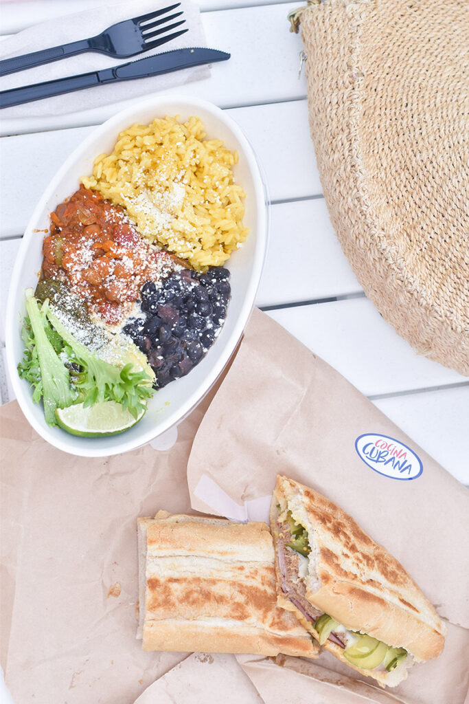 30A Restaurants to Try - Cocina Cubana in Seaside - Cuban and Rice Bowl