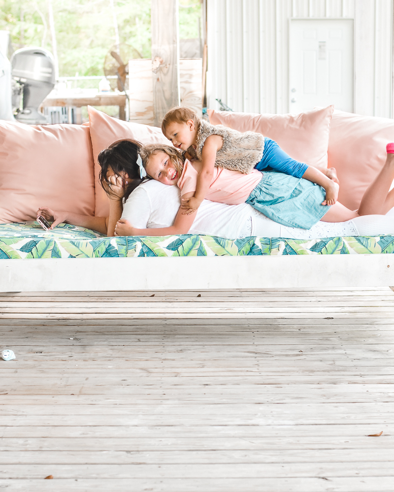 30A Mama - Reading List - Swing Bed