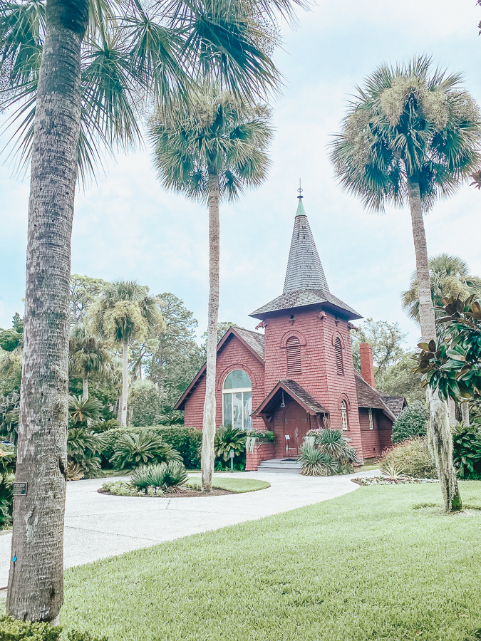 30A Mama Jekyll Island Faith Chapel