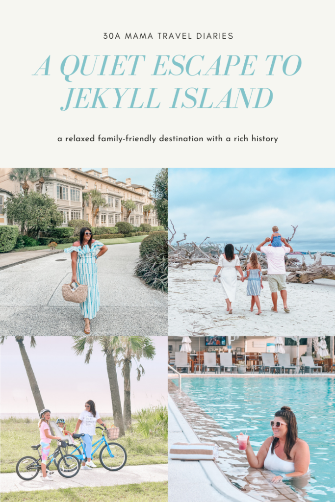 30A Mama Travel Diaries - A Quiet Escape to Jekyll Island
