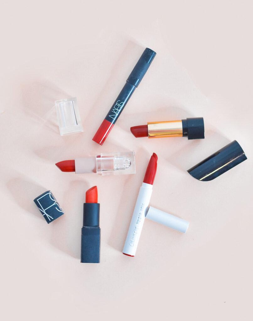 30A Mama Favorite Red Lipsticks
