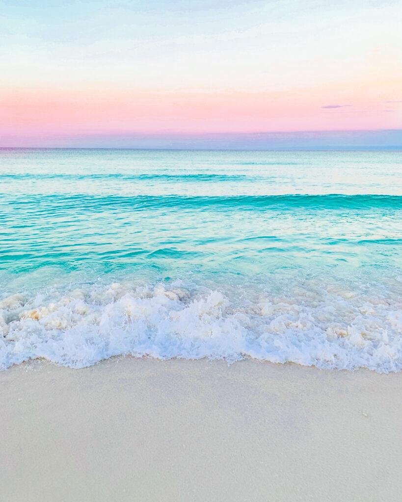 30A Mama Best of 2020 Sunsets - Rainbow Sunrise