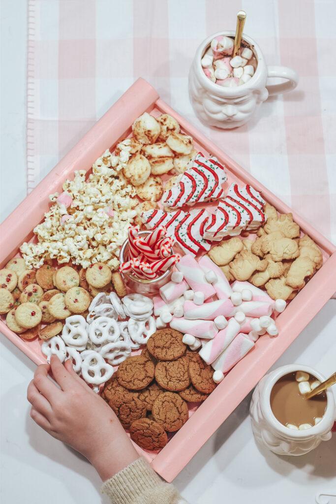 30A Mama Hot Chocolate Board
