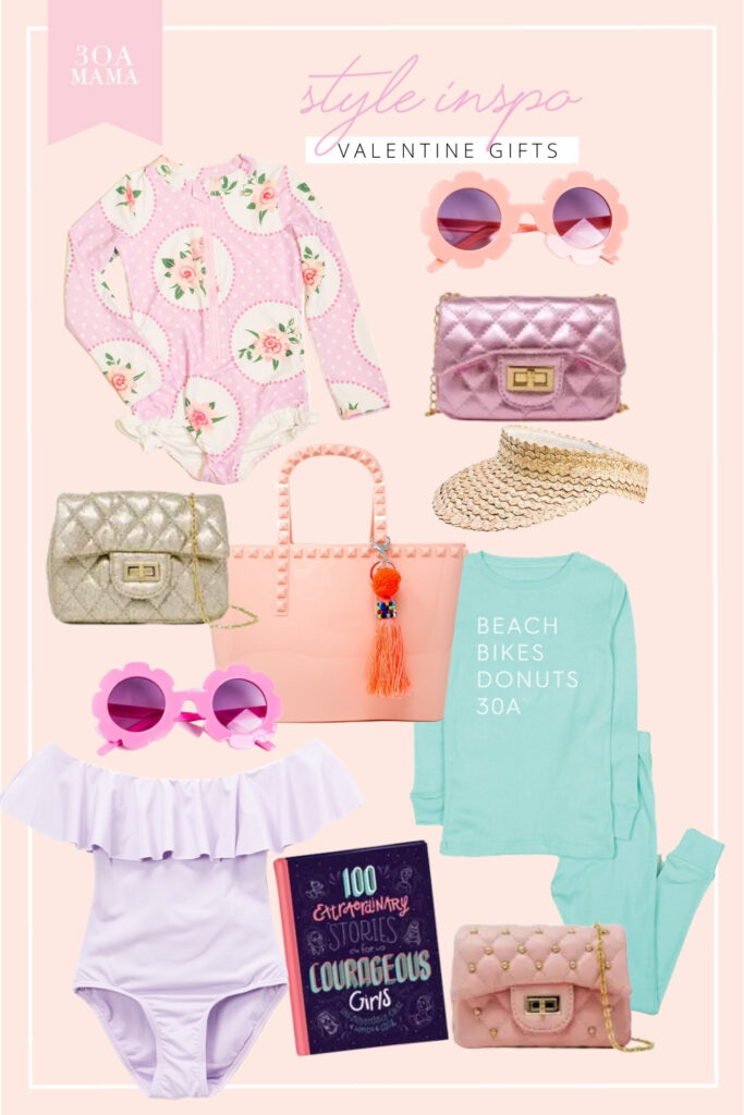 30A Mama Girls Valentine Gift Ideas