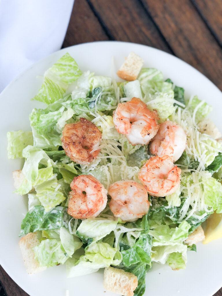 30A Mama - Bud & Alley's Restaurant Caesar Salad in Seaside