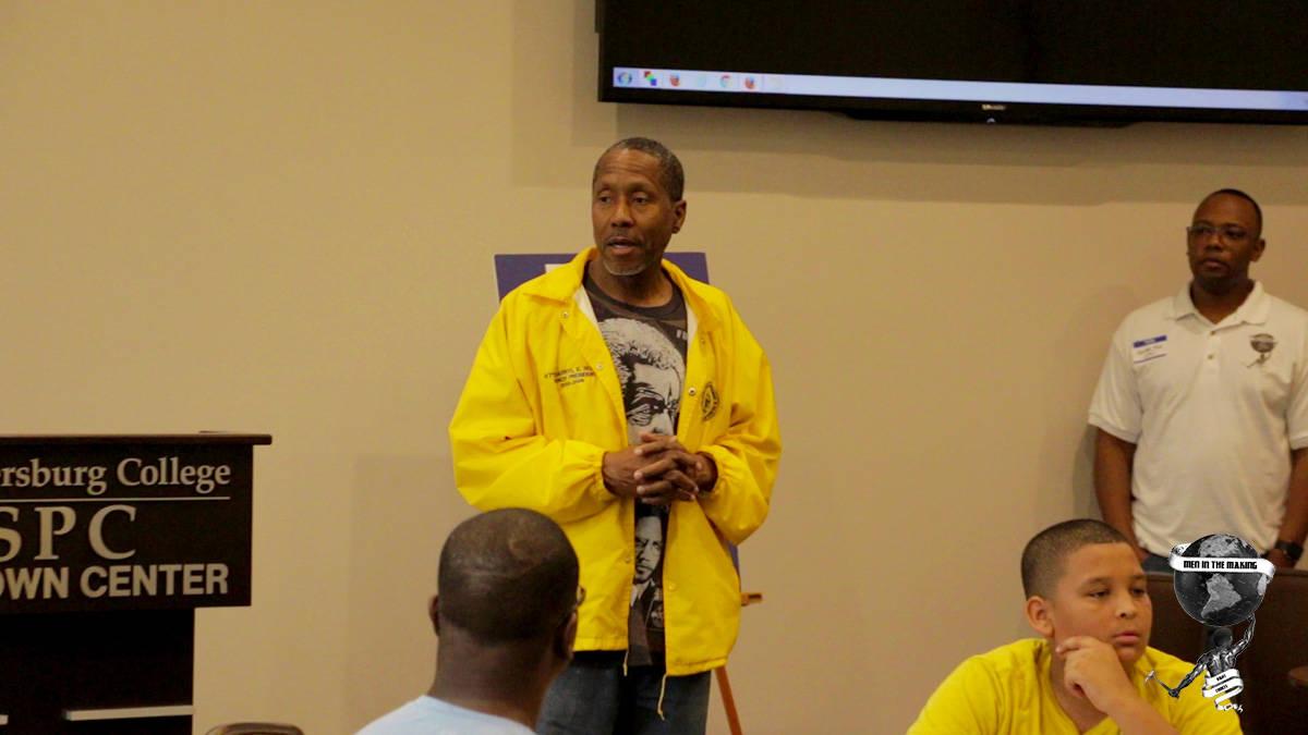 Representative Darryl Rouson