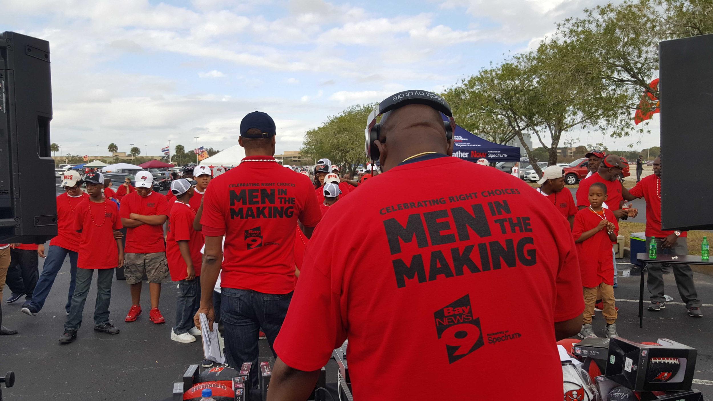 Men In The Making