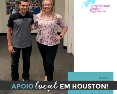 Apoio Local em Houston/Texas - Evandro Brito
