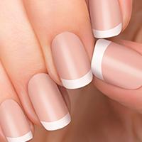 Cloud Nine Incoco French Manicure Nail Polish Appliques