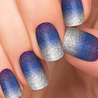 Spaced Out - Ombre glitter available at Ulta