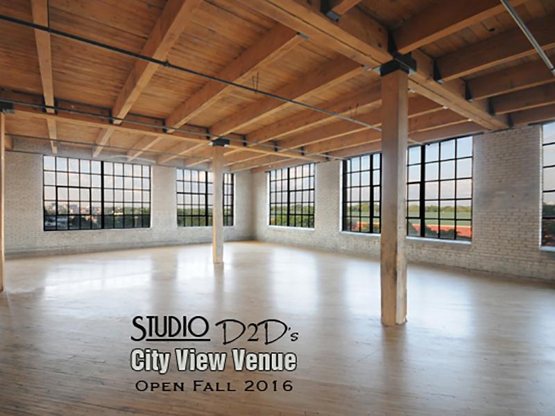 city view wedding event venue