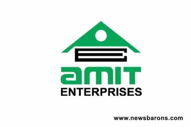 Amit enterprises logo real estate, Amit enterprises real estate image