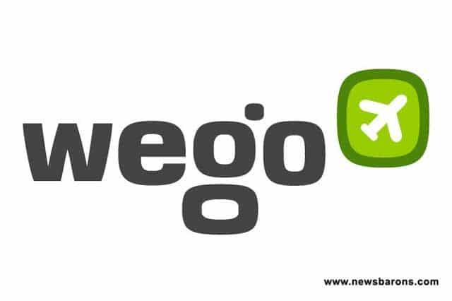WEGO Travel logo, WEGO travel image, WEEGOTravel Site Asia, WEGO Travel Site Middle East. Travel Business News in India