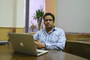Rahi Jain, CEO and Co-founder of IndiaRush