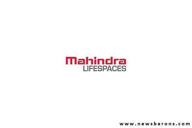 Mahindra Lifespace logo
