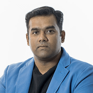 Jayanth Sharma, Co-Founder & CEO - Toehold