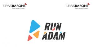 Run Adam logo