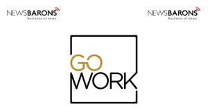 Go Work logo